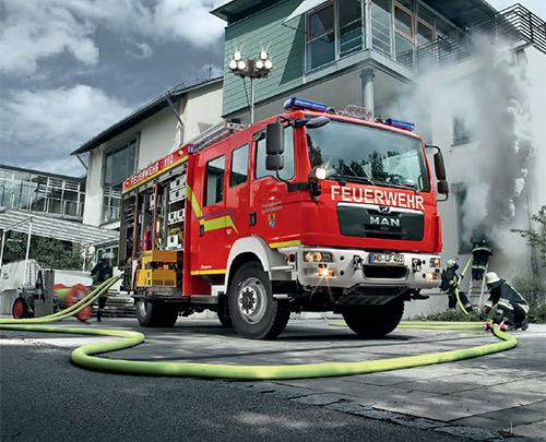 MAN Feuerwehr