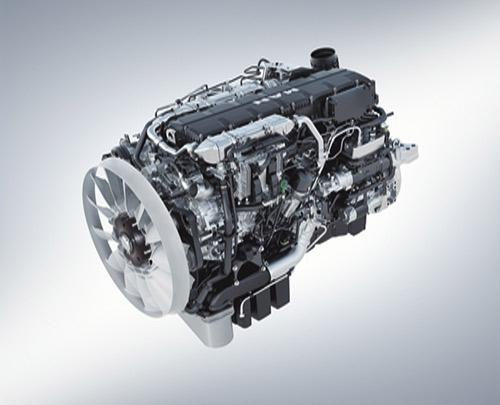 MAN D38 Motor
