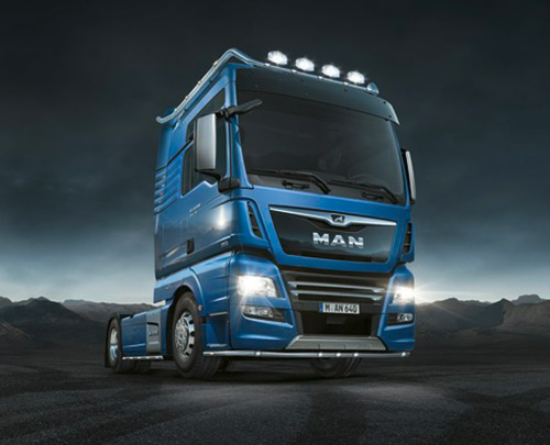 MAN TGX PerformanceLine