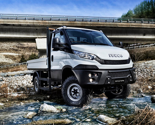 IVECO Daily My 16 4x4