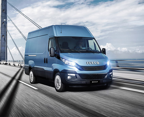 IVECO Daily My 16