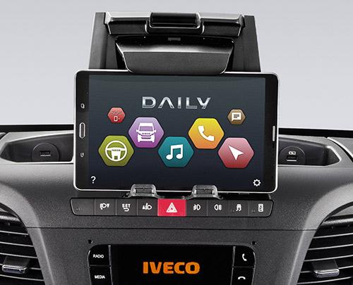 IVECO Telematik – Das OnBoard-Navigationssystem von IVECO
