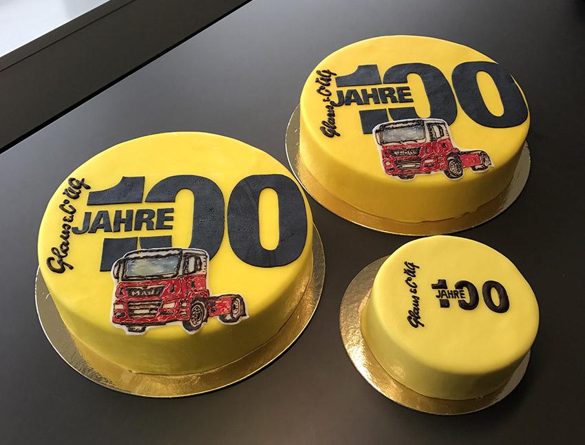 100 Jahre Fritz Glaus & Co. AG – Das muss gefeiert werden.